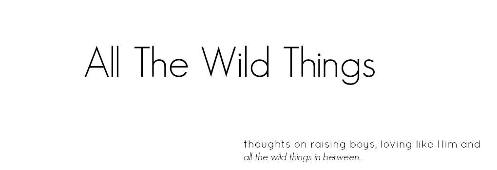 All of the Wild Things
