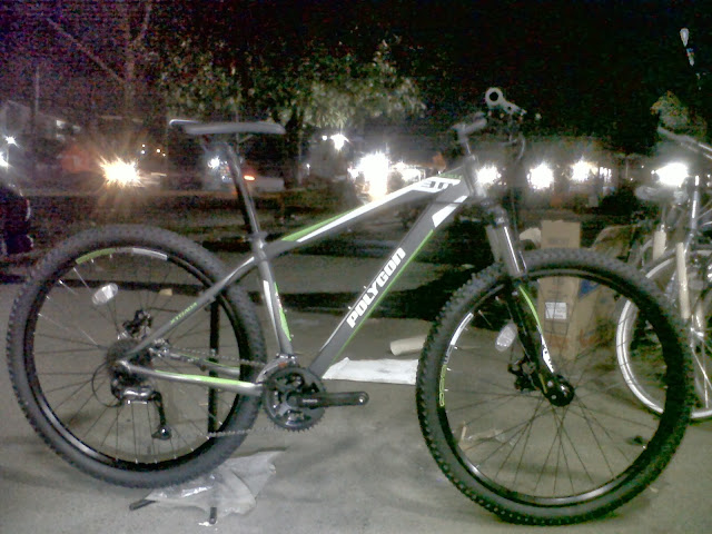 Polygon Xtrada3 27,5 inch