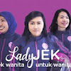 Cara Dan Syarat Pendaftaran LadyJek