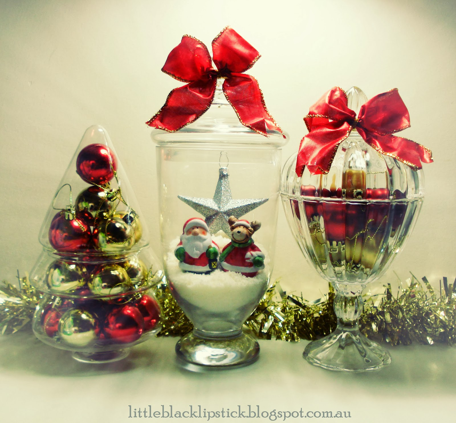 christmas decor ideas - Christmas Decorations On The Cheap