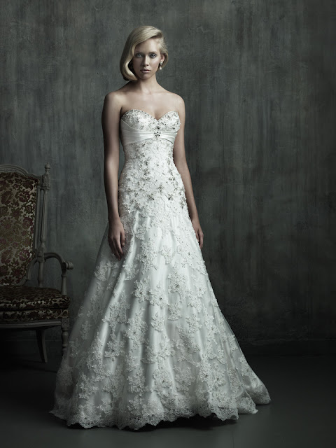 Allure Wedding Dresses Prices 76 Fabulous Fitted wedding dress with