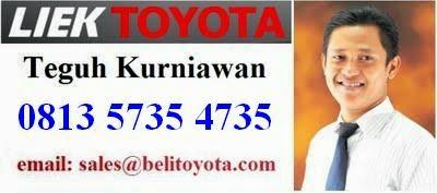 Sales Dealer Toyota Surabaya, Jawa Timur - Indonesia - 0813 5735 4735