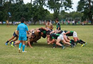 Los naranjitas derrotaron a Tucumán Rugby M-19