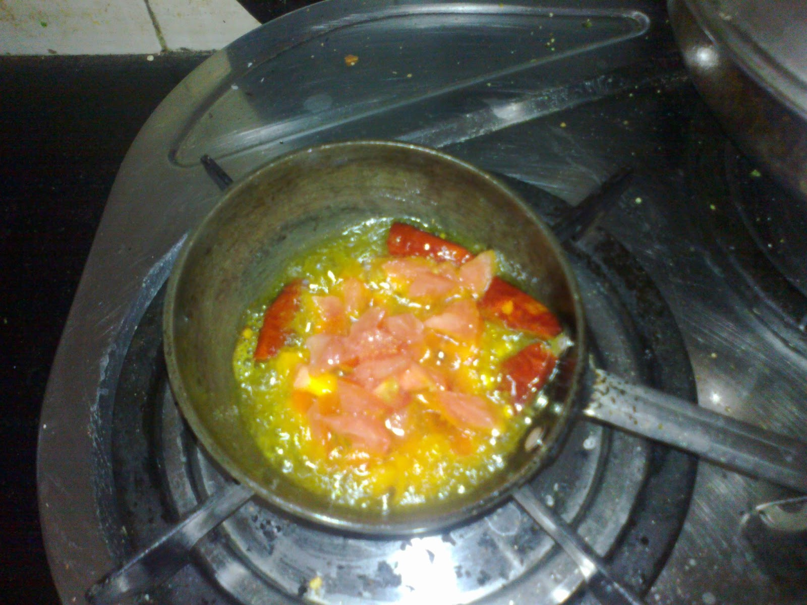 how to cook rongi daal