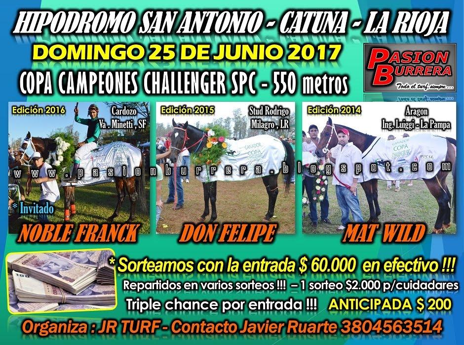 CATUNA - 25 DE JUNIO - 550