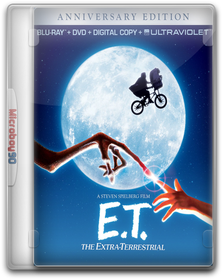 E.T.: The Extra-Terrestrial (1982) 720p BDRip Latino-Inglés