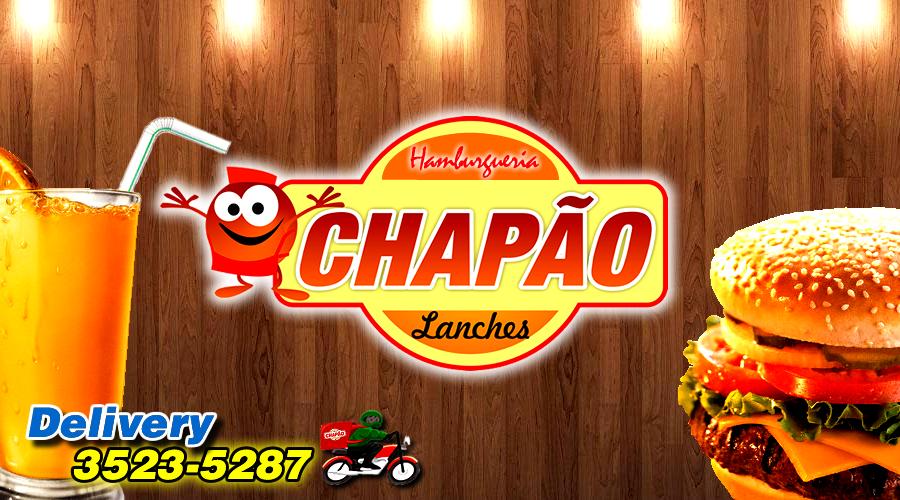 Chapão Lanches! O Melhor Lanche da Cidade!!