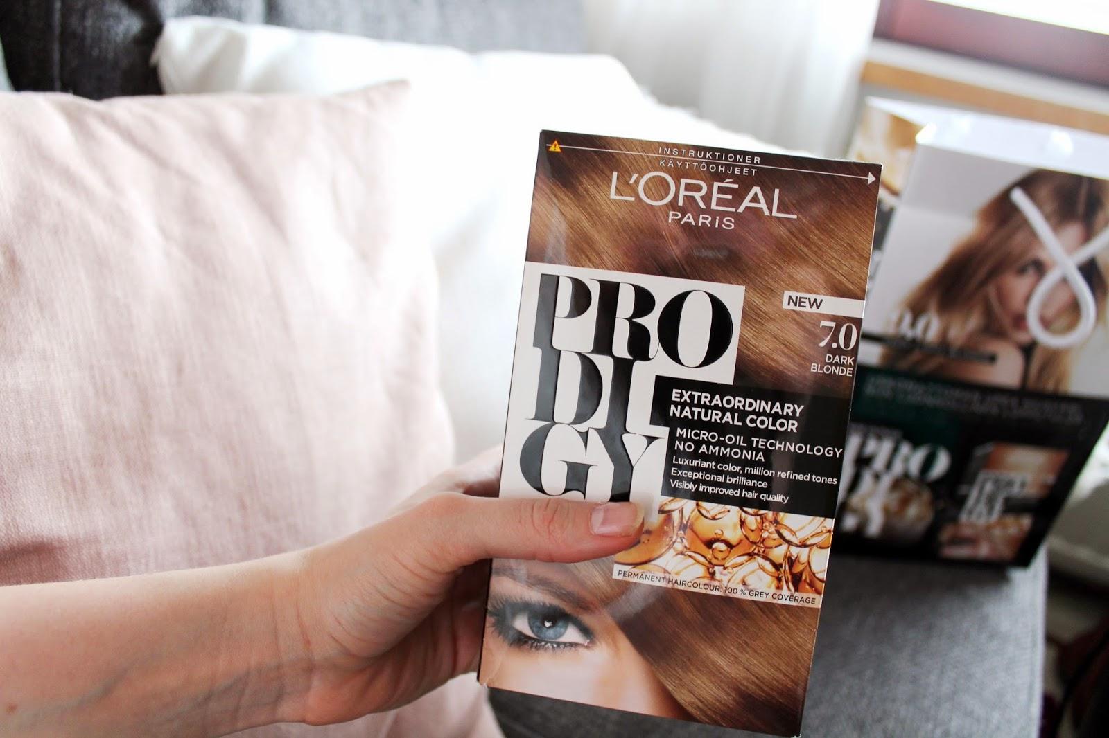L'Oreal Paris Prodigy | Alinan kotona blog