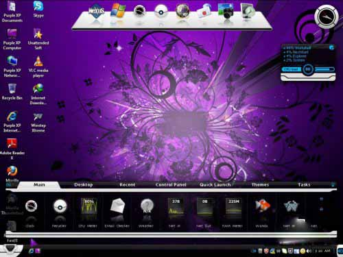 Microsoft Windows XP SP3 Purple Edition 2012