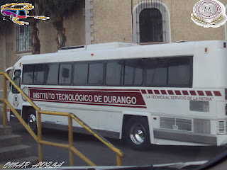 Durango Bus: INSTITUTO TECNOLOGICO DE DURANGO