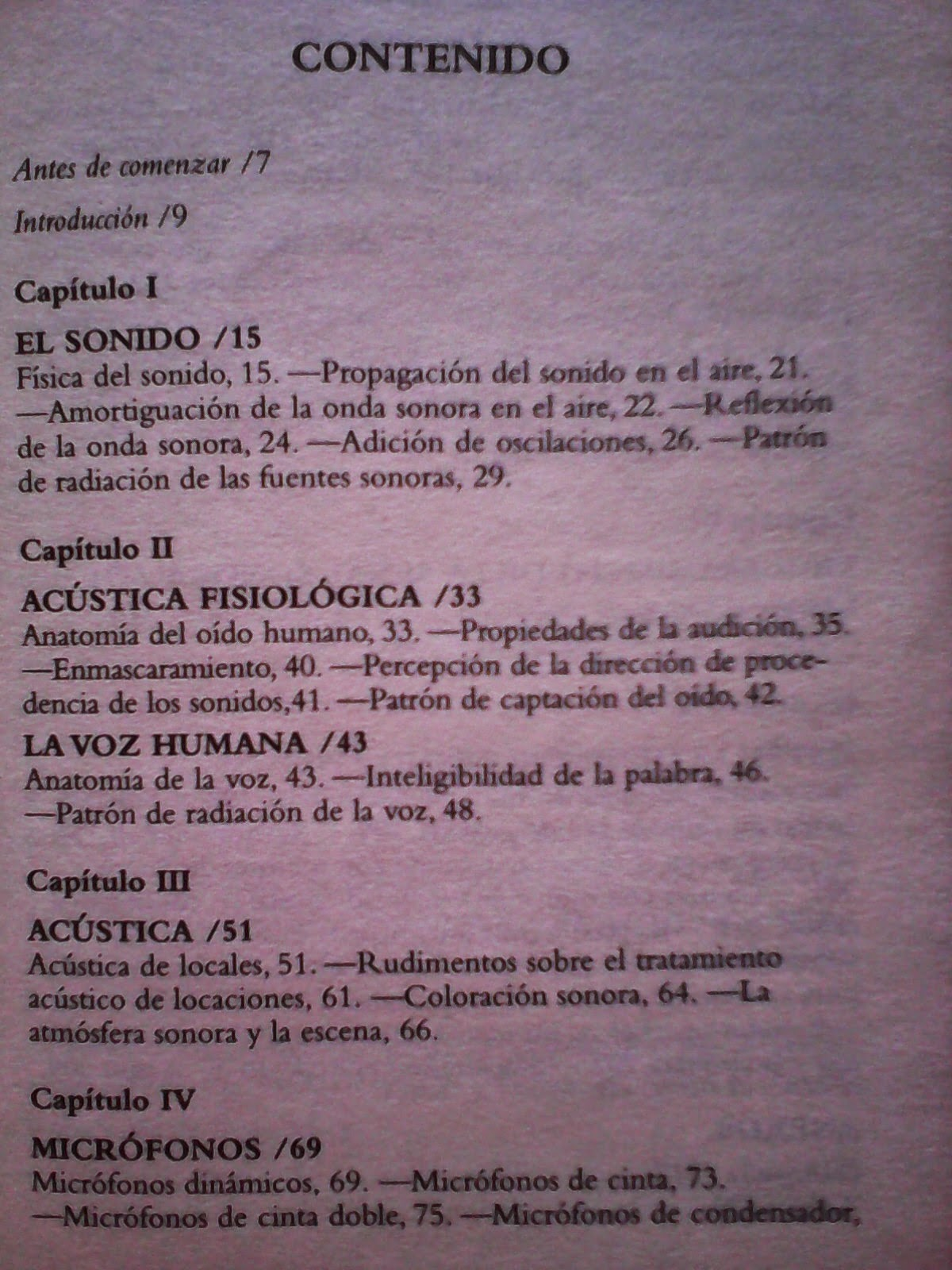 El Registro Sonoro de Jerónimo Labrada   Libro sobre sonido ...