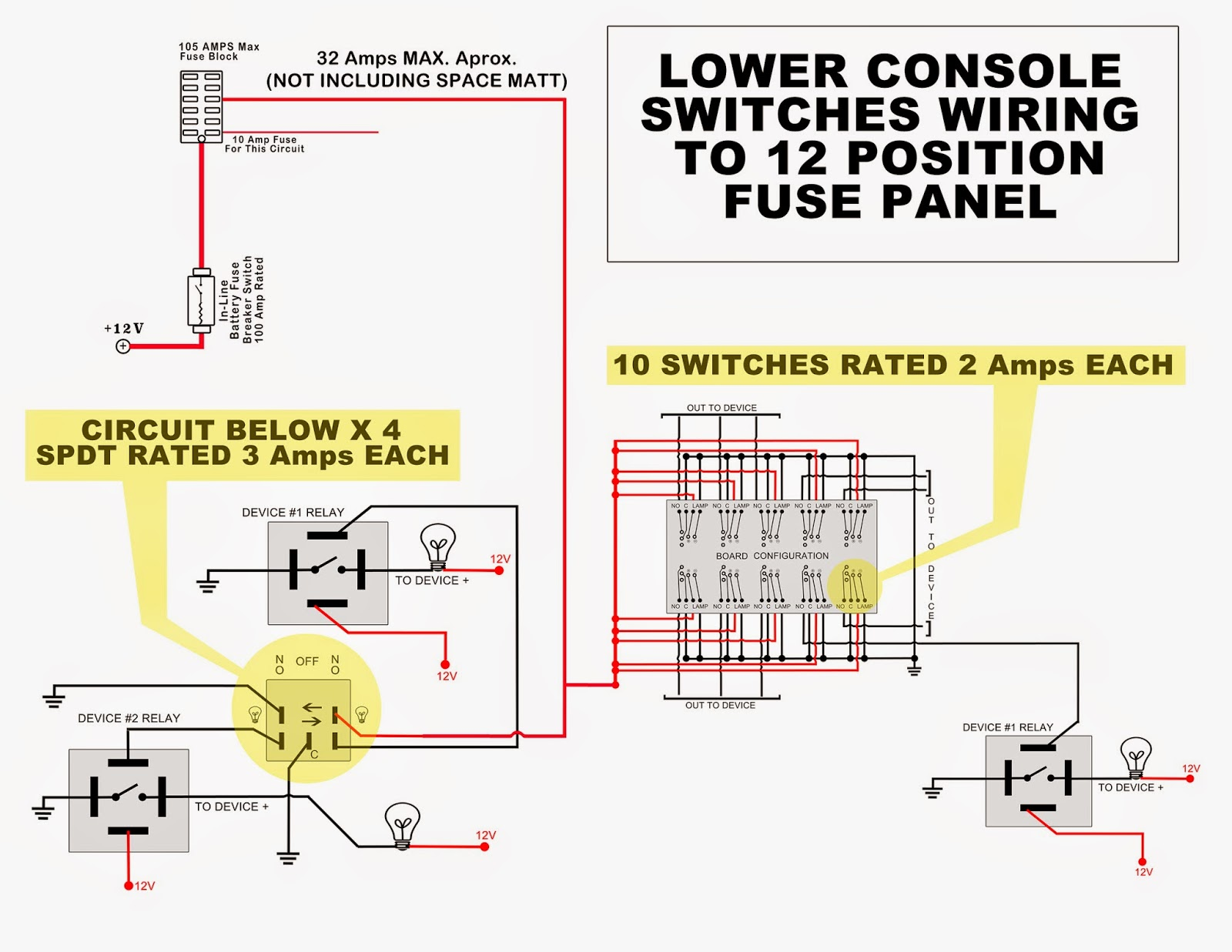 my knight rider 2000 project overview diagram for wiring my 4 pin 5 wire trailer wiring diagram control modules overview