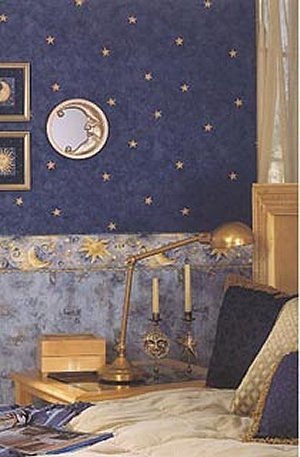 Http Themerooms Blogspot Com 2012 12 Celestial Moon Stars Astrology Galaxy Html