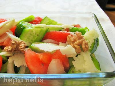Shepherd salad