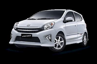 Harga Mobil Yoyota Agya