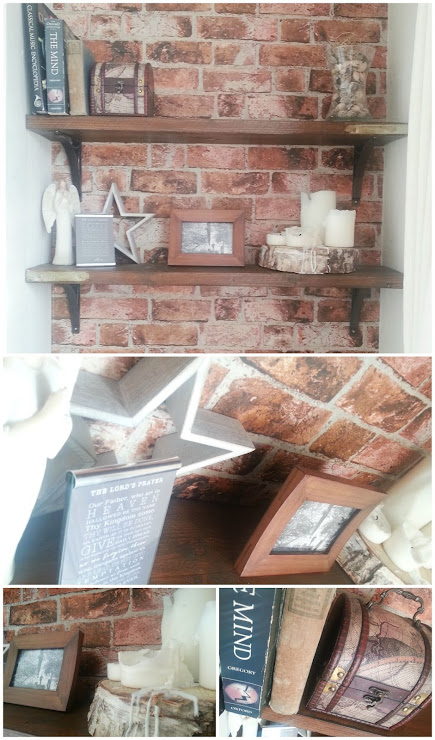 rustic diy upcycle | home styling