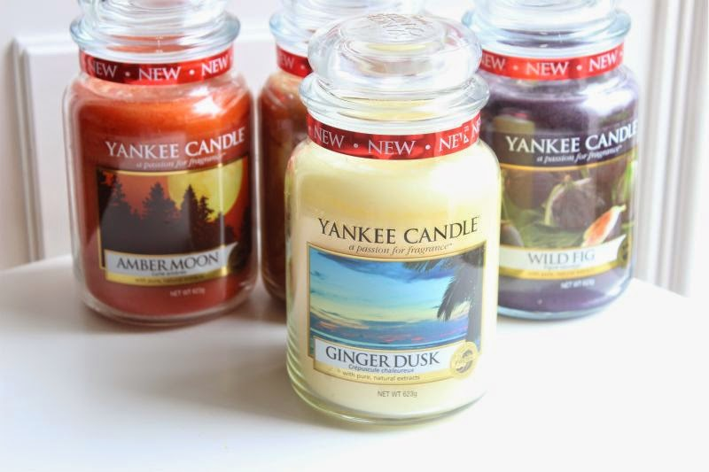 Yankee Indian Summer Collection 2014