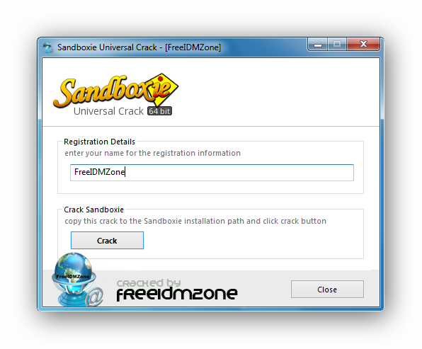 Download software with crack: SandBoxie Universal Crack IS Here!