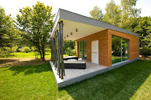 Modern Green Home Architecture