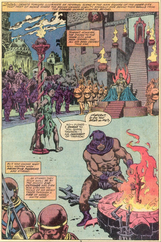 Conan the Barbarian (1970) Issue #107 #119 - English 7