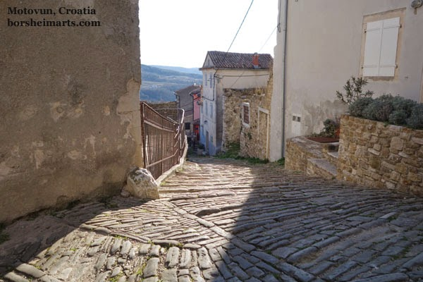 Motovun Croatia - Lovely City of Stone Istria