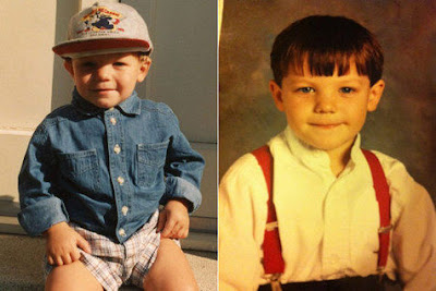 Foto Masa Kecil Personel One Direction
