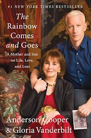 2017年10月《曾經絢爛的彩虹:CNN名主播安德森古柏與母親的深情書信,訴說生之狂熱,愛與失去》