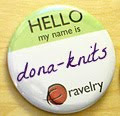 Find me on Ravelry!