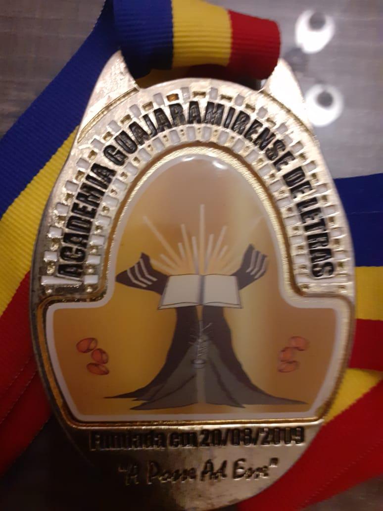 Medalha da Academia Grajaramirense de Letras