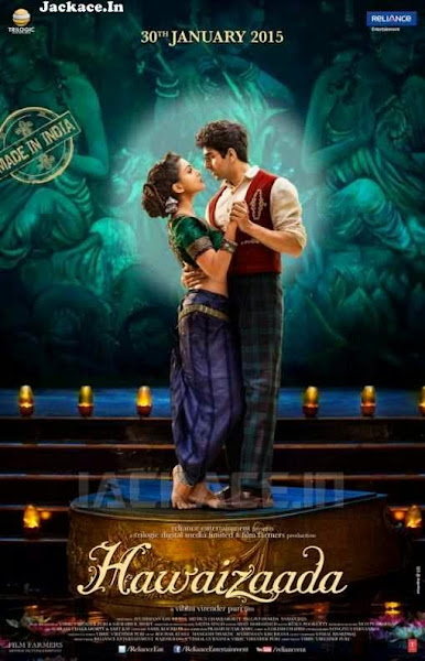 Hawaizaada (2015) Movie Poster