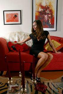 Macarena Venegas la Sensual Jueza