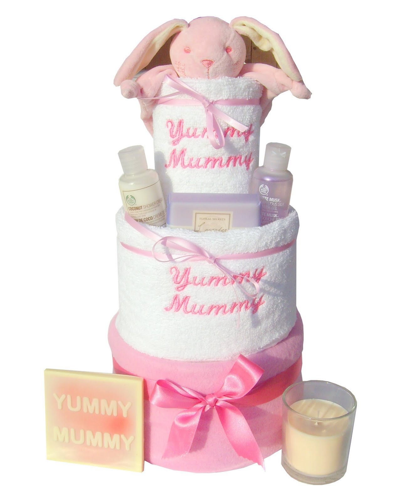 Baby Gift Nappy Cake : Labours of love baby gift baskets nappy cakes at