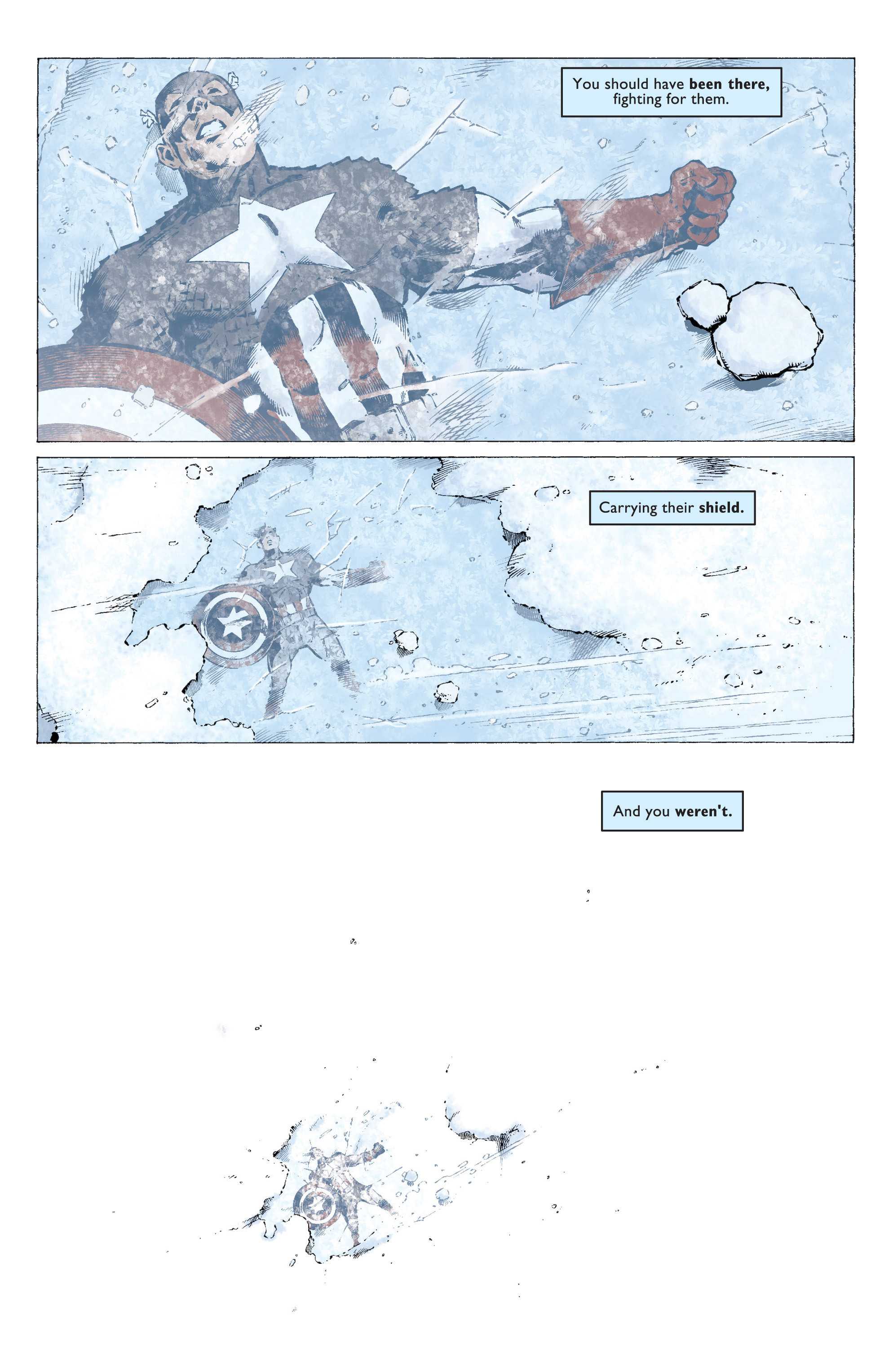 Captain America (2002) Issue #7 #8 - English 5