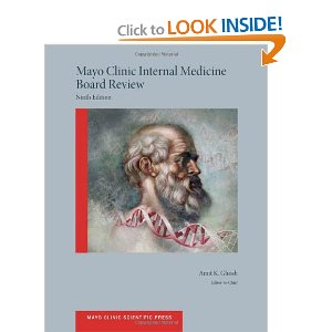 Mayo Clinic Internal Medicine Board Review 9th edition PDF