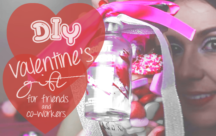 Valentine 39 S Day Gift Diy For Friends Co Workers Six One Six