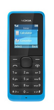 HP NOKIA 105 - Cyan - blue