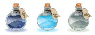 Cara Pasang Share button Botol keren