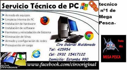 Servicio Tecnico De Pc