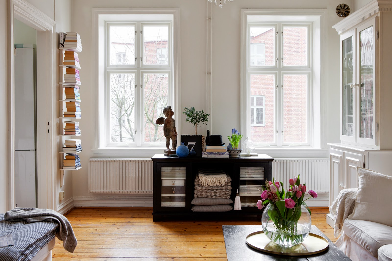 Scandinavian Interior, Scandinavian living room