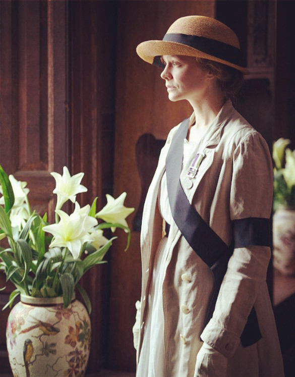 Suffragette Movie Film 2015 - Sinopsisi (Ben Whishaw, Meryl Streep, Carey Mulligan)