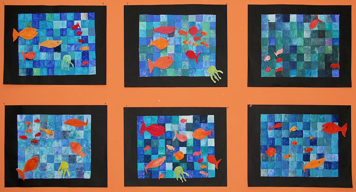 1000 bilder zu kunst grundschule auf pinterest basteln david hockney und knutselen. Black Bedroom Furniture Sets. Home Design Ideas
