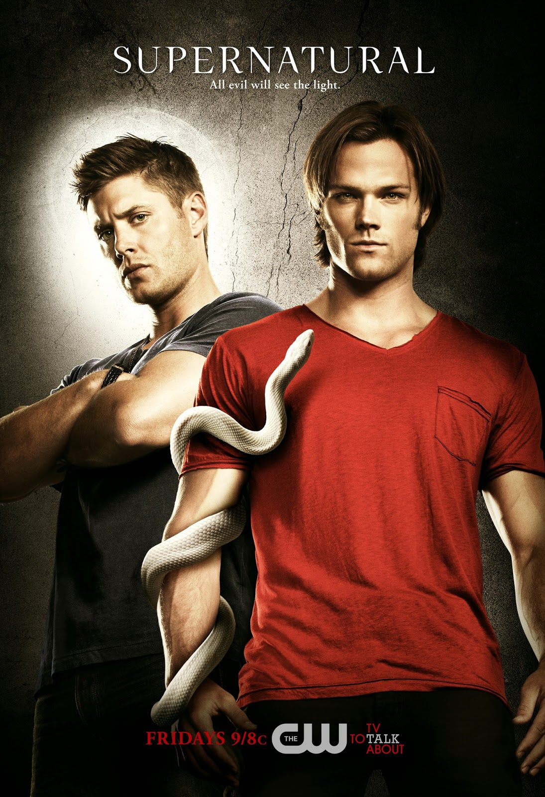 Assistir Supernatural 11x11 - The Sound of Silence Online
