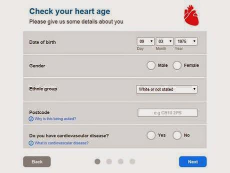 Kalkulator Canggih Pendeteksi Serangan Jantung dan Stroke