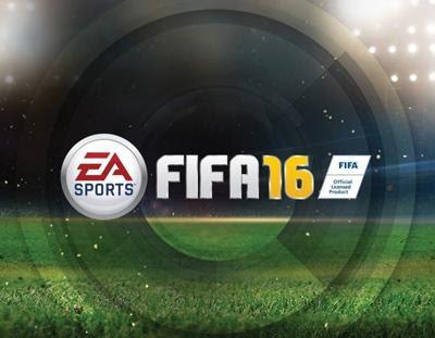 FIFA 16 com Messi e Oscar