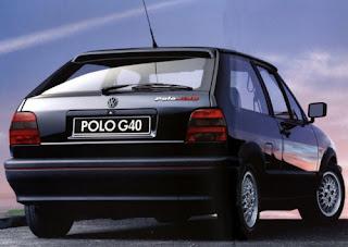 Volkswagen Polo 86c G40