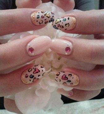 nails nail Arte de Decorar Unhas Outono 2013