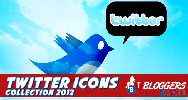 Twitter Icons Collection 2012