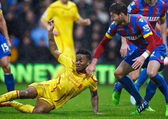Crystal Palace Lumat Liverpool 3-1,The RED Lemah Mental !