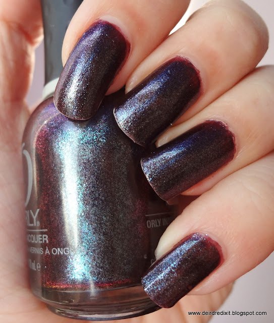 Swatch luce naturale Smalto Orly Galaxy Girl