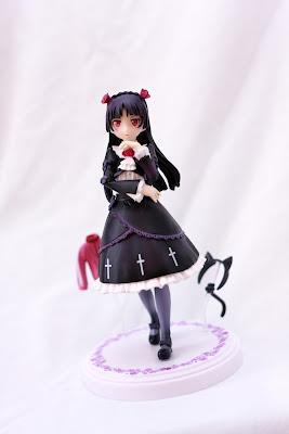 俺の妹がこんなに可愛いわけがない 黒猫 一番くじB賞 正面より